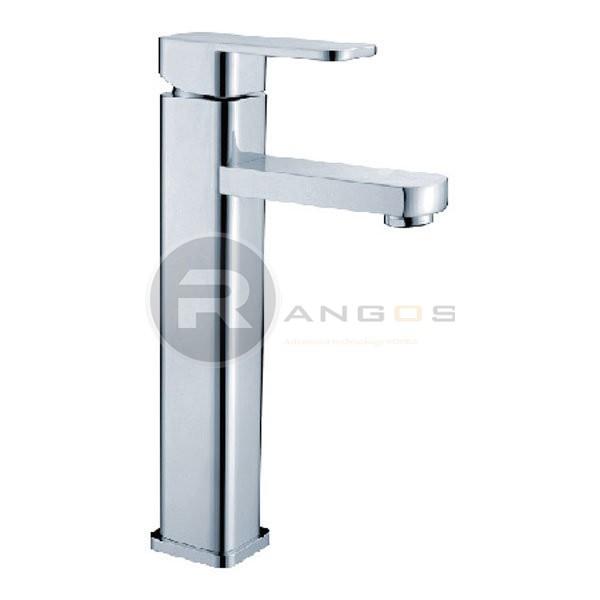 Vòi chậu rửa mặt cao cấp Rangos Rg-102