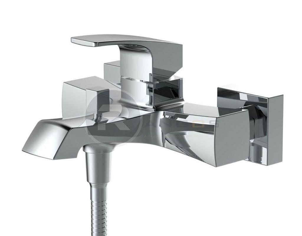 Bộ sen tắm đồng mạ Crom Rangos RG-10S