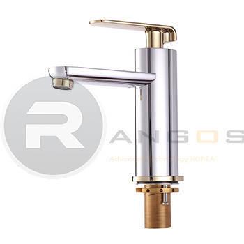 Vòi một lỗ vàng Rangos RG-305V3B