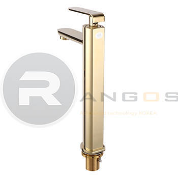 Vòi 1 lỗ vàng 35cm cao cấp Rangos RG-305V5 3