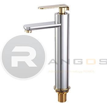 Vòi một lỗ vàng cao cấp Rangos RG-305V6