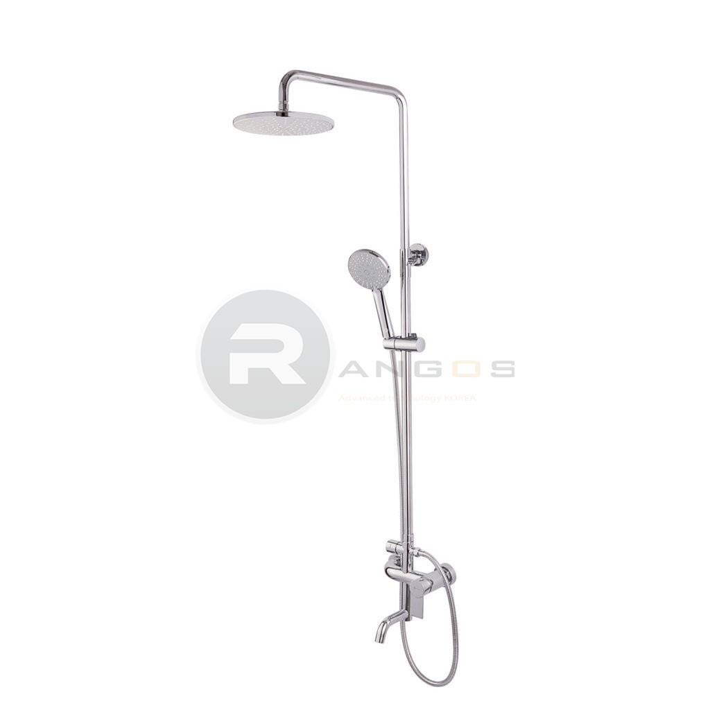 phụ kiện sen tắm cây mạ crom cao cấp rangos RG-311