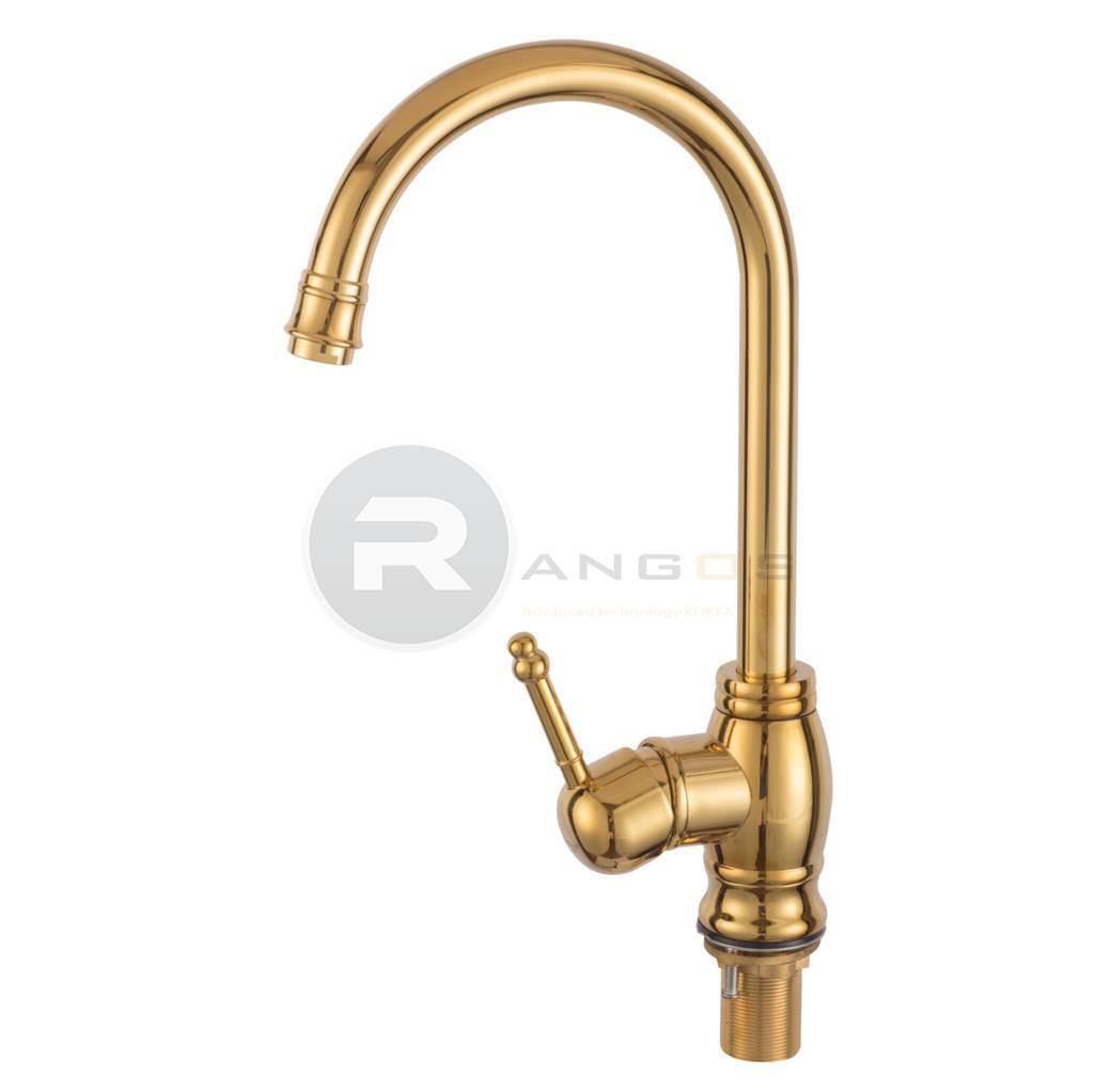 Vòi chậu rửa bát nước lạnh rangos RG-506