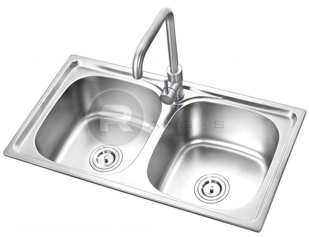 Chậu rửa bát Inox Rangos RG-7843